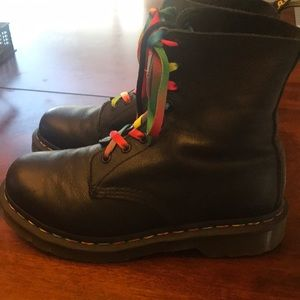 Like new Doc Marten boots